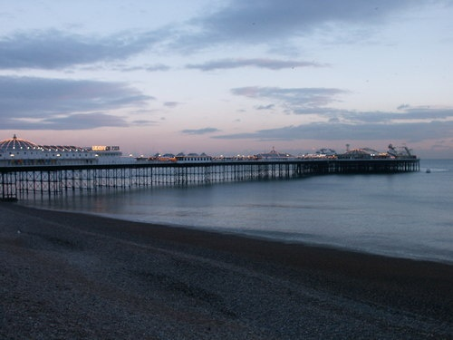 Brighton & Hove, love the pace & feel here.