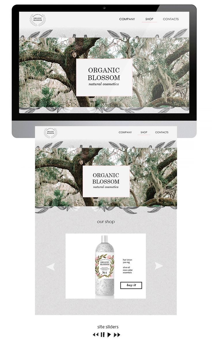 Illustrations and package design for Austrian natural cosmetics