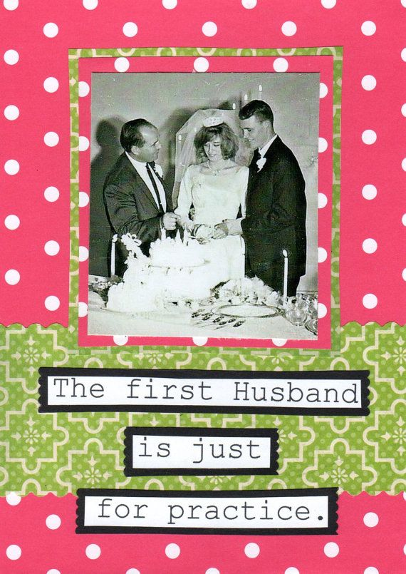 The First Husband Is Just For Practice by Michele Littlefield, $3.75