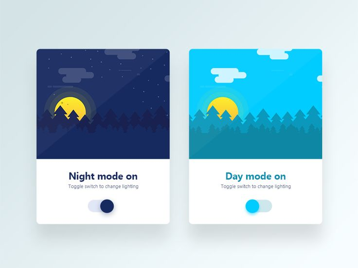 A concept for on / off switch, live version can be seen here made by my friend…