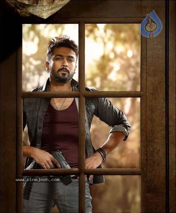 Suriya in Anjaan Movie