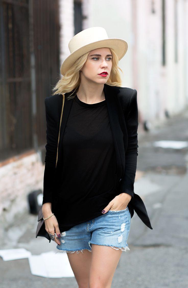 Saint Laurent Betty Bag Blogger Always Judging