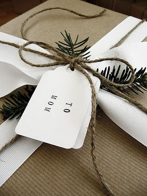 DIY wrapping and tags | roboreel.com