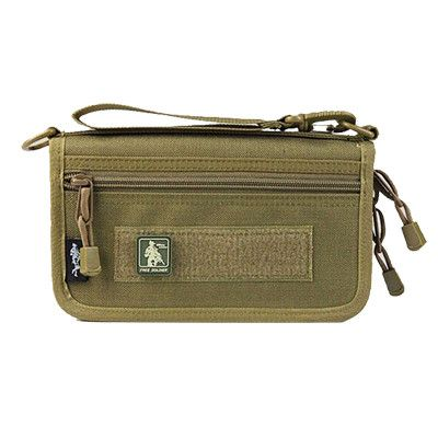 FREE SOLDIER Card & id holders phone cases brand Wallet Dupont Teflon fabric YKK Zipper Handybag