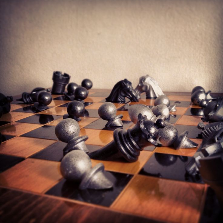 New art chess sets by Damilolaa.com a collaboration with Purling London