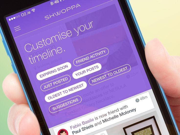 Shwoppa - shopping reinvented by Fabio Basile