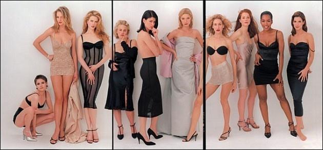 "APRIL 2001""MASTER CLASS""    Nicole Kidman, Catherine Deneuve, Meryl Streep, Gwyneth Paltrow, Cate Blanchett, Kate Winslet, Vanessa Redgrave, Chloë Sevigny, Sophia Loren, and Penélope Cruz."