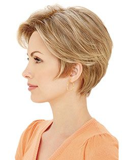Average Size Short Women's Wigs | Best Wig Outlet®