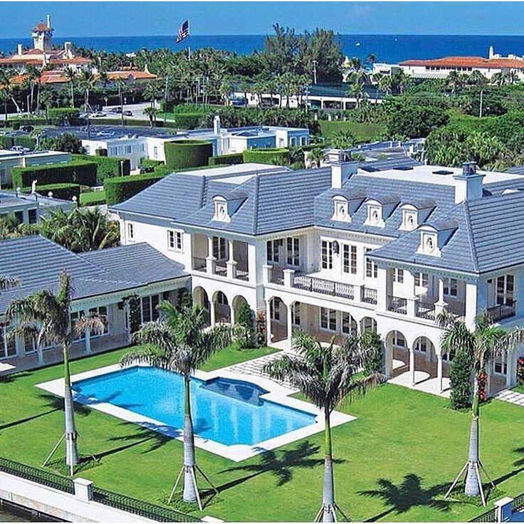 387 best mansionhome on instagram images on pinterest for Mega mansions in florida