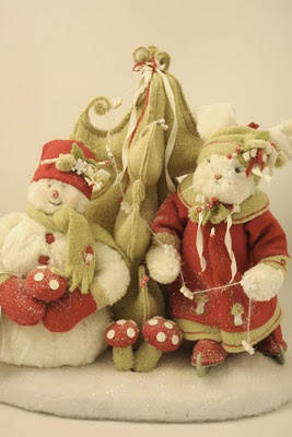 sweet holiday friends