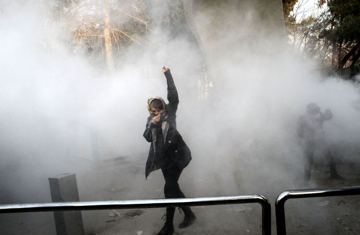 Iranians Are Mad as Hell About Their Foreign Policy:  Tehran's adventures abroad have triggered anger at home. Here's how American foreign policy can step up.