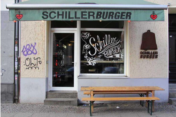 Schiller Burger // Burgers // Friedrichshain, Kreuzberg, Neukölln (2 locations), Pankow, Prenzlauer Berg, Berlin