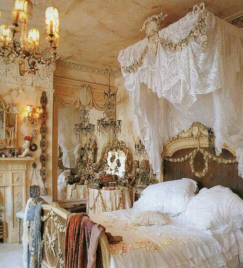 17+ Best Images About Victorian { BEDroomS } On Pinterest