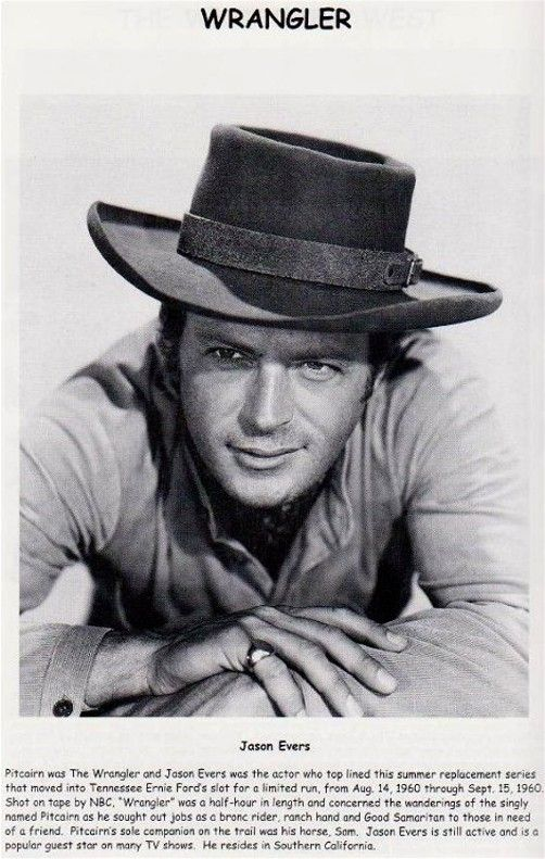 The Wrangler tv western | WRANGLER Une série • Western Movies - Saloon Forum •