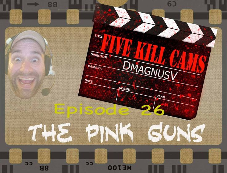 Five Kill Cams - Call of Duty Black Ops 2 - Episode 26 - The Pink Guns