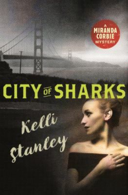 Taking on her last case as a private detective in 1940s San Francisco, PI Miranda Corbie, while trying to figure out who wants her client, a secretary for a prominent publisher, dead, stumbles upon a murder that leads her to Alcatraz—an island city of sharks. [Miranda Corbie, #4]