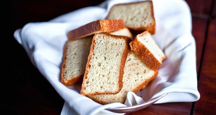 Liszt-, és tejmentes fehér kenyér recept