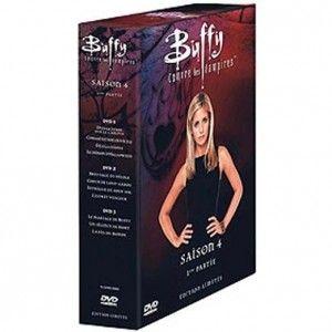 1ère PARTIE de La saison 4 en 3 DVD de Buffy contre les vampires, composée de 22 épisodes, raconte l'histoire de Buffy Summers, depuis son premier jour à l'université jusqu'à la nuit suivant son combat contre Adam. Pour Joss Whedon, la saison aborde des thèmes tels que « la liberté, la peur et la quête identitaire ».