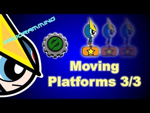 Game Maker Studio: Moving Platforms Tutorial 3/3 (circular) - YouTube