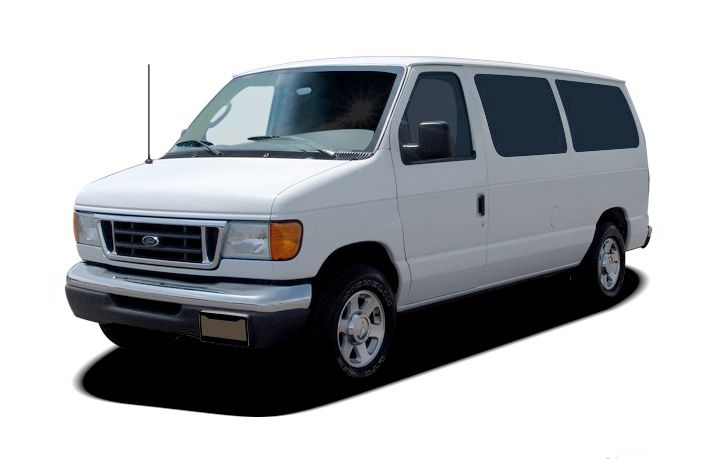 Ford Econoline Van E150 2015 Manual