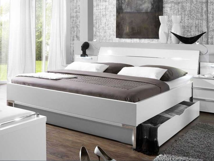 die besten 25 bett 200x200 ideen auf pinterest. Black Bedroom Furniture Sets. Home Design Ideas