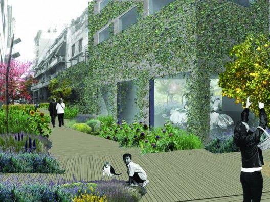 """""""e_co_llectiva"""" Urban Design Project (3)"""