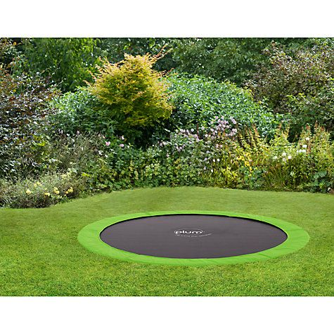 Buy Plum 8ft In-Ground Trampoline Online at johnlewis.com                                                                                                                                                                                 More