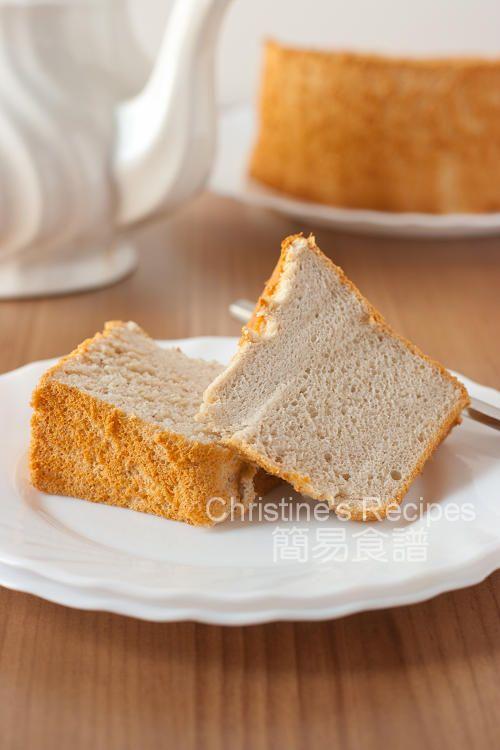 Banana Chiffon Cake from Christine's Recipes
