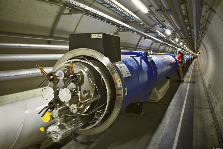 GENEVA -- The world's largest and most powerful atom smasher goes into a 2-year hibernation in March, as engineers carry out a revamp to help it reach maximum energy levels that could lead to more stunning discoveries