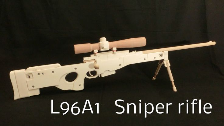 Rubber Band Gun Rubber Bands And Sniper Rifles On Pinterest