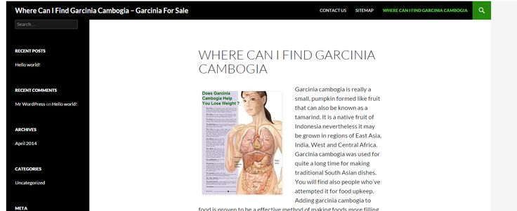 Looking for garcinia cambogia extract? Visit our website and find the best garcinia cambogia supplement here and get your free trial today.