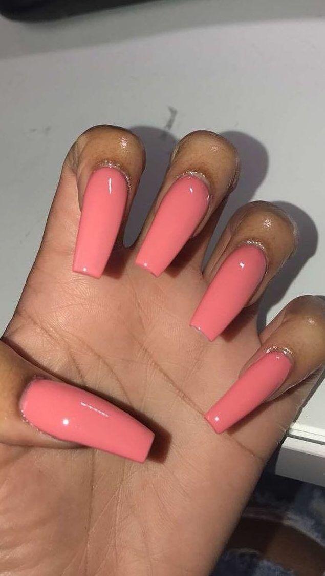 58 Stylish Acrylic Nail Design Ideas Perfect For 2019 Part 22 Acrylic Nail Designs Glitter Nails Acrylic Simple Nail Art Designs