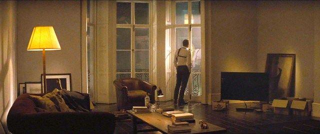 James Bond S Apartment Spectre