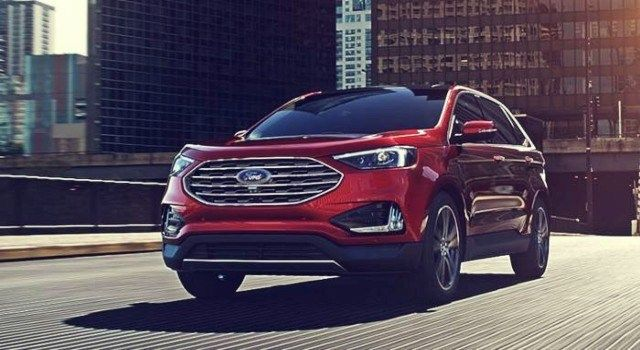 2021 Ford Edge Comes With New Colors And A Hybrid Drivetrain Ford Edge Ford New Cars