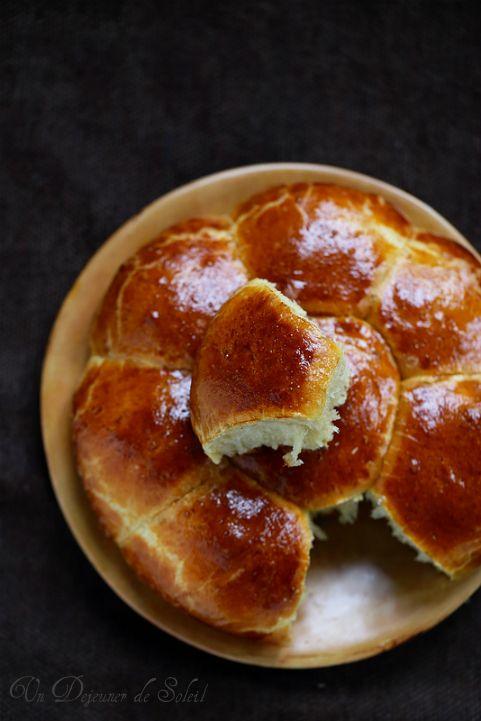 Un dejeuner de soleil: Réussir la brioche classique : recette et conseils...