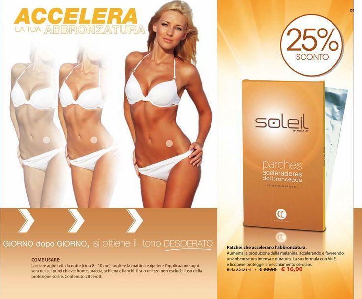 Offerte pagina 23 Catalogo di Campagna N.10 - Cristian Lay: http://www.cristianlayitalia.it/cataloghi-di-campagna/ #CristianLay #estate #sole #offerte