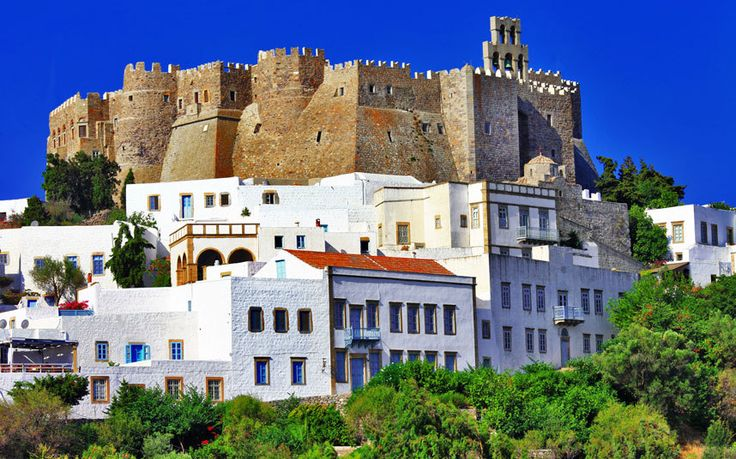 The 19 best Greek islands - Telegraph: 19 shades of... Greece! Patmos among the most magical islands by Telegraph!