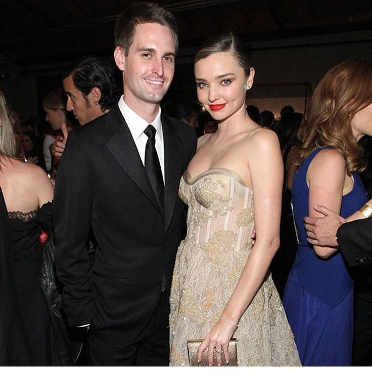 Miranda Kerr marries Snapchat founder Evan Spiegel