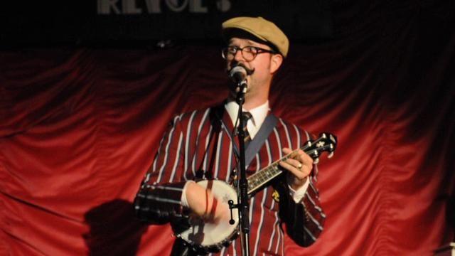 Mr B, the gentleman rhymer on Vimeo