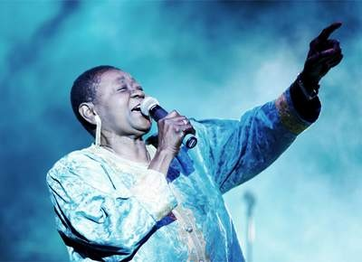 """""""Calypso Rose: The Lioness of the Jungle"""", a documentary about the impact of the Trinidadian queen of soca music;"""