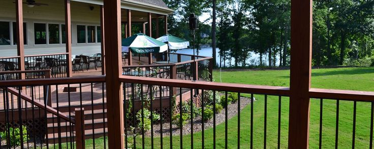 The Lighthouse Restaurant and Cabana Club | Cope Keowee Vacation Rentals | Event Center, restaurant, and lakeside dining.