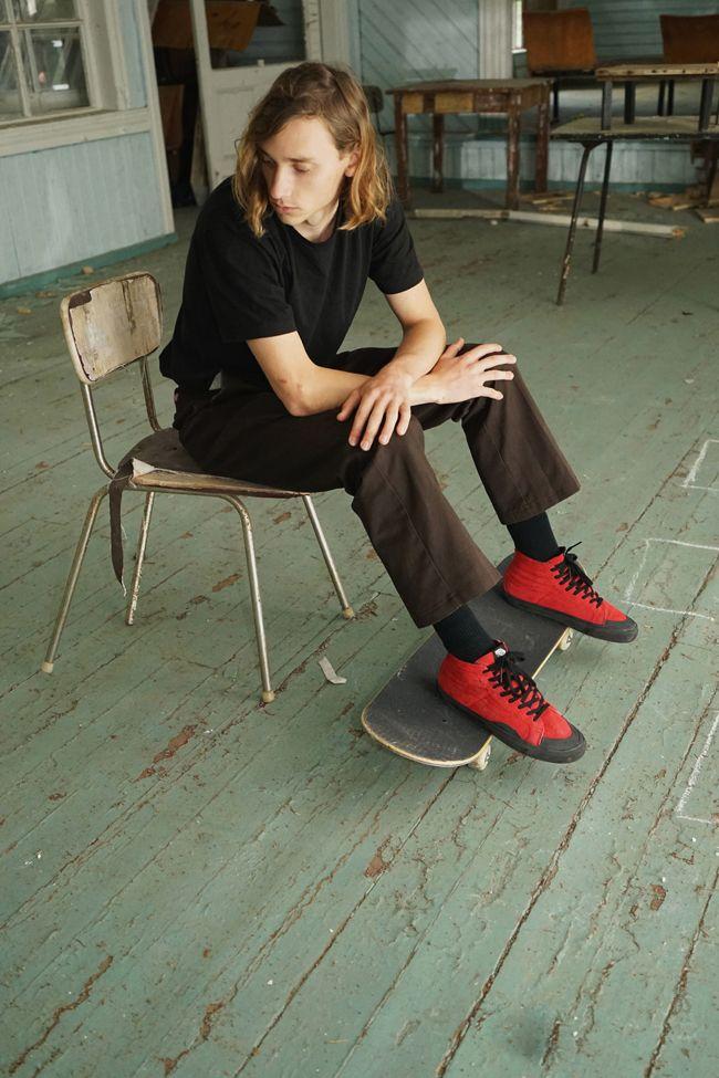 Gosha Rubchinskiy (ゴーシャ・ラブチンスキー) × VANS (ヴァンズ) コラボコレクション、第2弾は定番スケーターシューズ – THE FASHION POST [ザ・ファッションポスト]