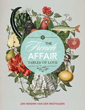 The French Affair is a collection of recipes collected by author, chef and photographer Jan Hendrik van der Westhuizen on his life journey that took him from a farm in South Africa to the French Riviera and Paris.