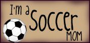 Soccer Mom...and LOVE it!   @Kathy Froehlich  and @Megan Truax and @Lisa Grunewald