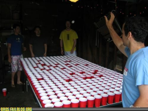 Too Much Beer Pong, Bro