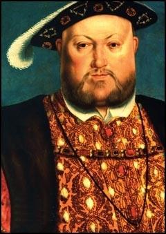 24.06.1509 Henrik VIII ble kronet til konge av England (Wikipedia) -  http://historiska-personer.nu/min-s/p652eb6080.jpg