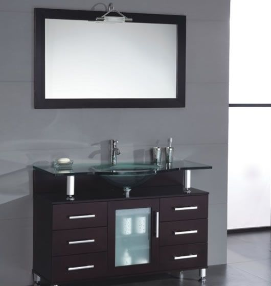 Photography Gallery Sites Modern Contemporary Bathroom Vanity w Clear Glass Sink Espresso contemporary Bathroom Vanities And Sink Consoles Wholesale Direct Unlimited
