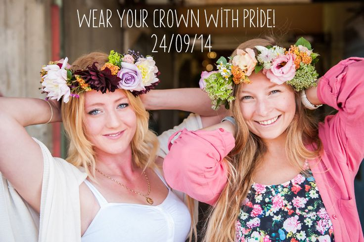 Feature http://www.junoandjoy.co.uk/flower-guide/national-flower-crown-day-september-24th/