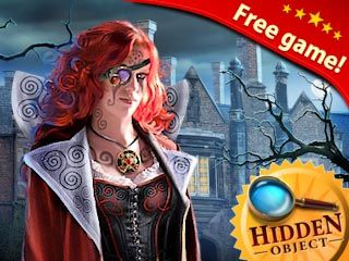 Help Gwendolyn free Magic Gallery from the captivity of evil spirits!  http://toomkygames.com/download-free-games/haunted-gallery #hiddenobject #toomkygames #freegames #freedownload