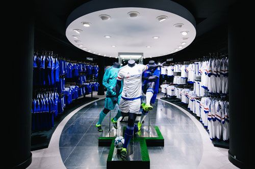 Project: Chelsea FC - Retail Focus - Retail Blog For Interior Design and Visual Merchandising